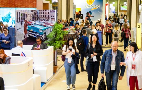 Early bird registration now open for International Russian Travel Market - Cover Image