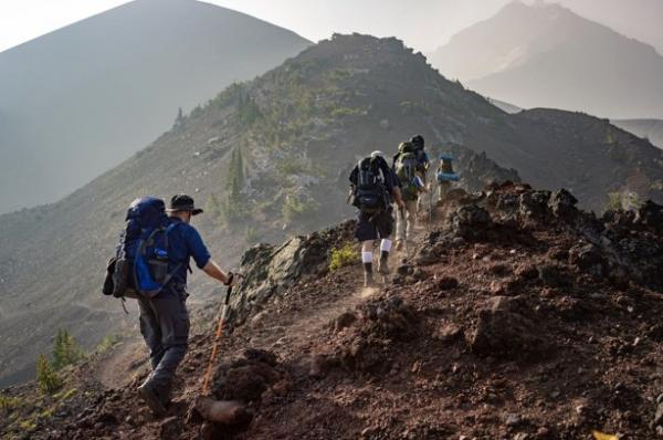 Seven Best Places to Hike in the United States - Cover Image