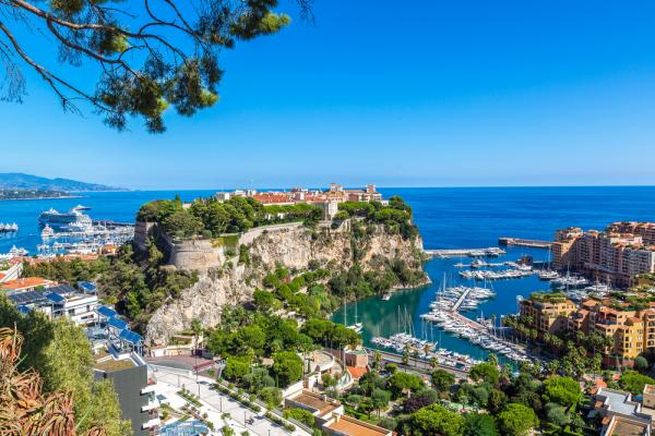 Stay in Style: The Best of Monte Carlo's Luxury Hotels - Cover Image