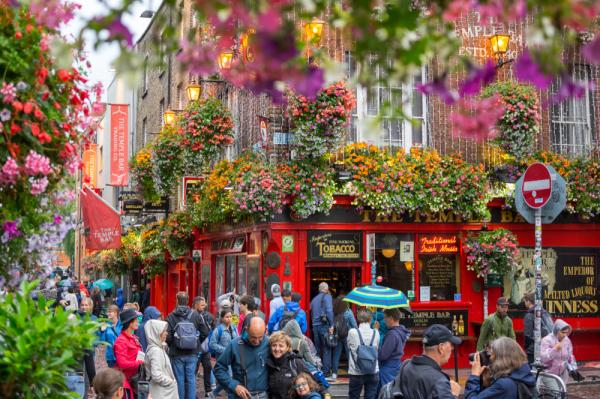 24 Hours In Dublin: One Perfect Day  - Cover Image