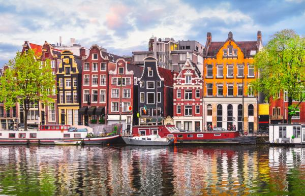 24 Hours In Amsterdam: The Must See Attractions - Cover Image