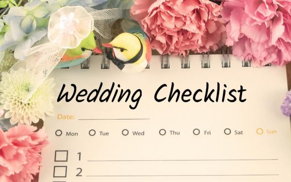 Wedding Planner in Paso Robles Releases 'Checklist for Avoiding Wedding Day Stress' - Cover Image