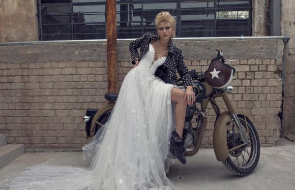 A Bridal Collection Reflecting The Journey Of Strength And Love - Cover Image