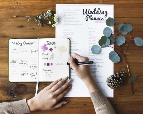 A Guide: The Ins and Outs of Starting a Wedding Planning Business - Cover Image