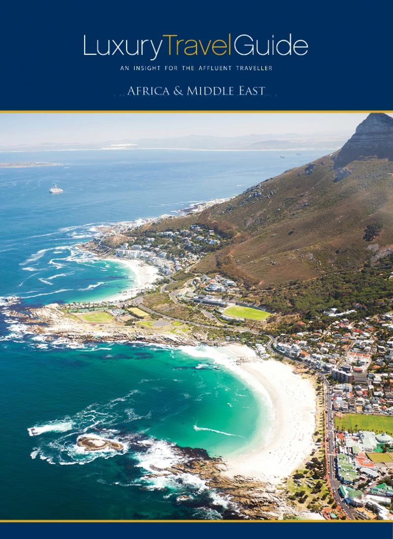 Africa & Middle East Awards 2016 - Cover Image