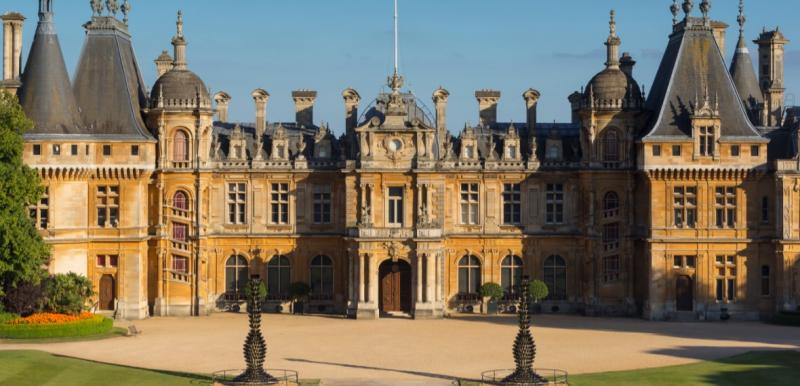 A day at Waddesdon Manor