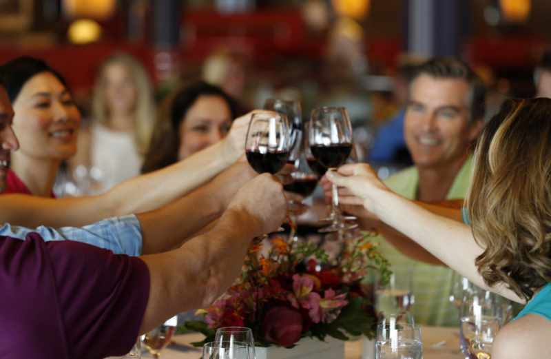 On Cruise Vacations, Wine's Popular Pastime