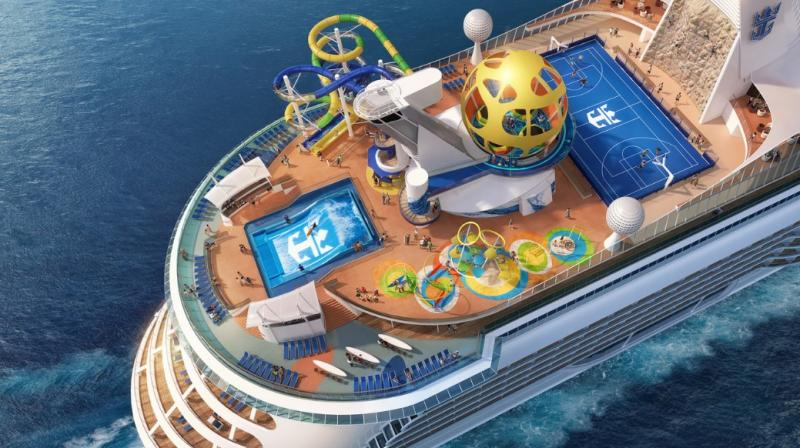 Royal Caribbean Invites Travelers To Amp Up Their Weekends