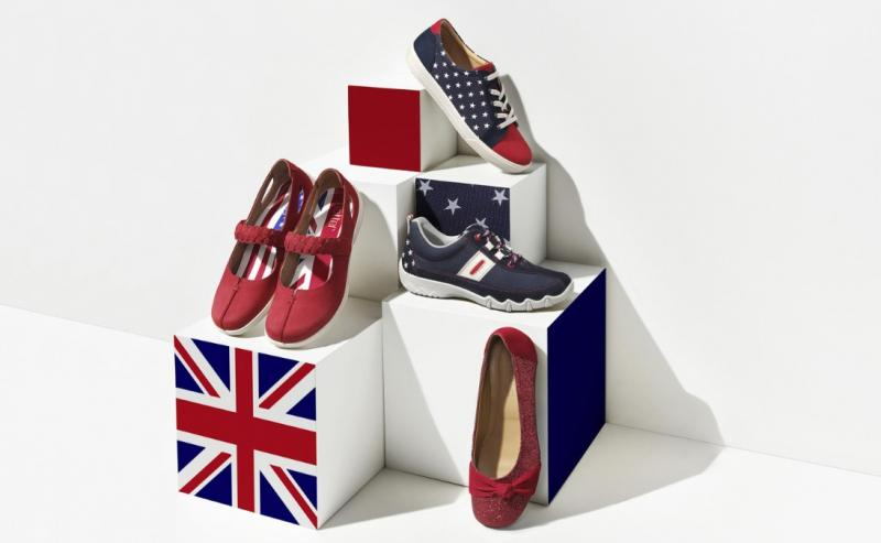 Hotter Launches Shoe Collection to Celebrate Royal Wedding