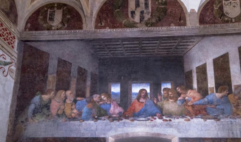 Four Great Religious Art Pieces