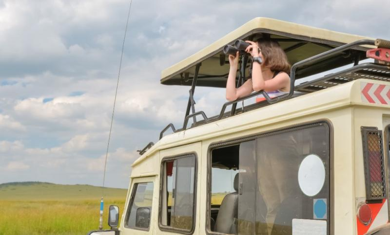 Six of the Best Binoculars for Wildlife Excursions