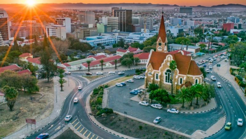Ten reasons to visit Namibia
