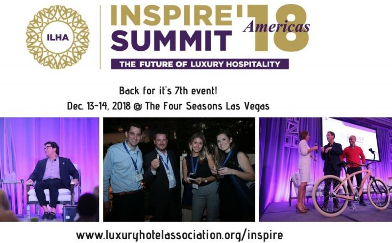Luxury Hospitality's Biggest Event Less Than a Month Away! - Luxury