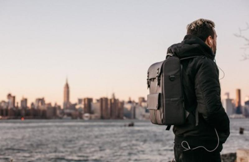 Travel The World With The Latest Anti-Theft Backpacks