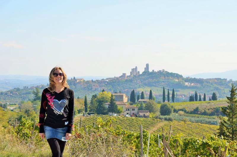 Tuscany at Heart ─ Martina Manfredi