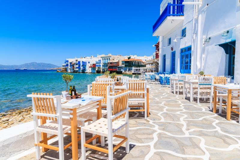 Top 4 places to visit in Mykonos, Greece