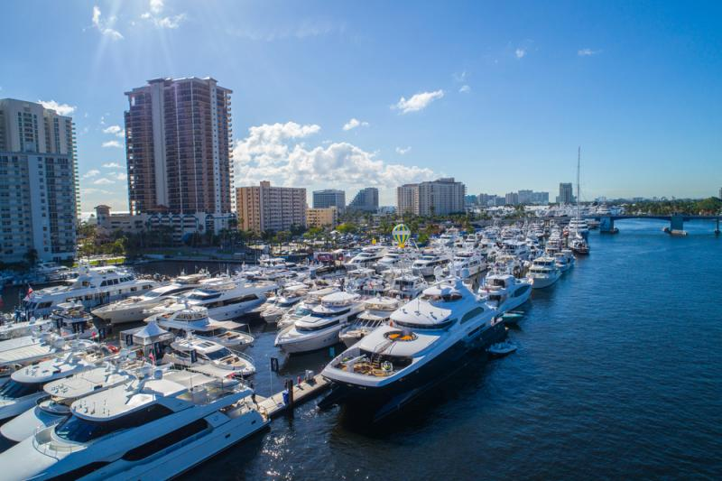 Florida Fall Boat Show, September 14-15, in West Palm Beach