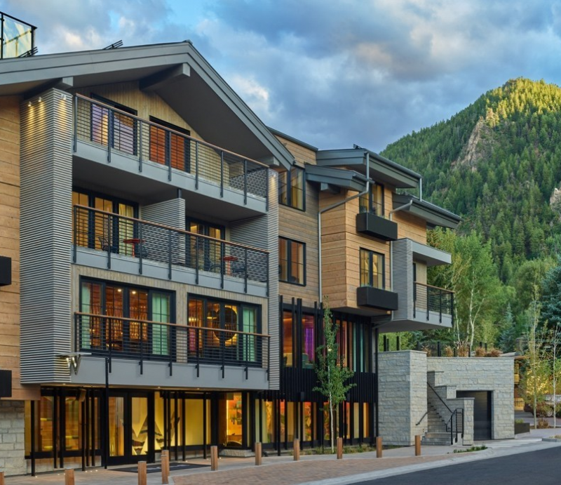 W Hotels Debuts W Aspen, The Brand's First Mountain Escape In North America