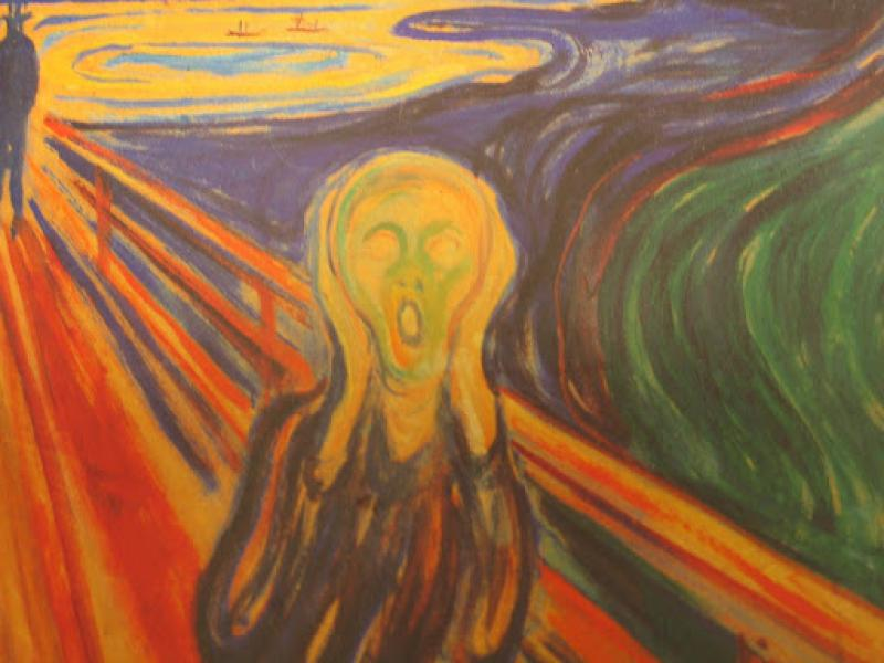 Edvard Munch's Iconic Artwork The Scream Sold For Record $120m