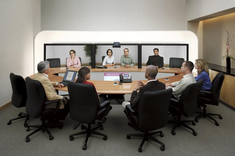 An Olympic Stride in Workforce Video Conferencing