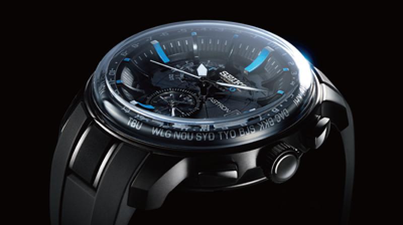 Seiko Introduce An Innovative Seiko Astron Design