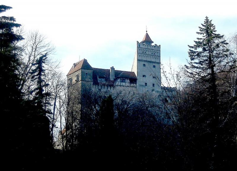 Dracula's Castle Is For Sale, But It Might Bleed You Dry