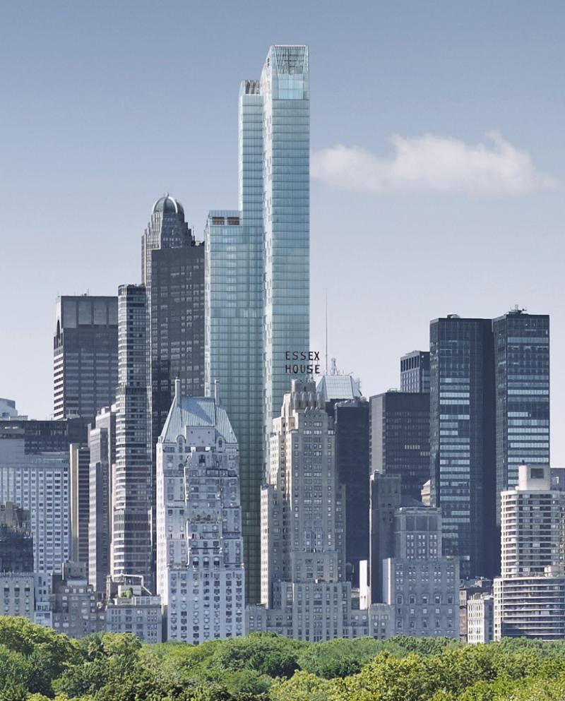 Introducing the Park Hyatt, New York