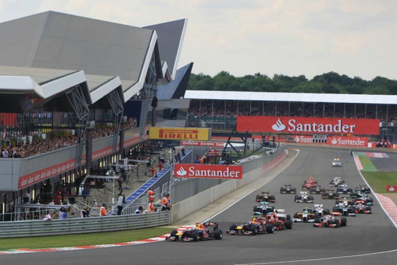 Formula 1 Santander British Grand Prix 2014, Silverstone