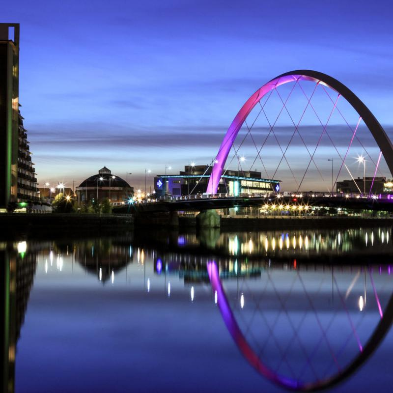 Glasgow's Luxury Hotels