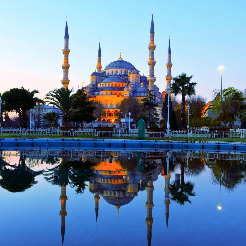 Istanbul voted Best Travel Destination at The National Luxury and Lifestyle Awards
