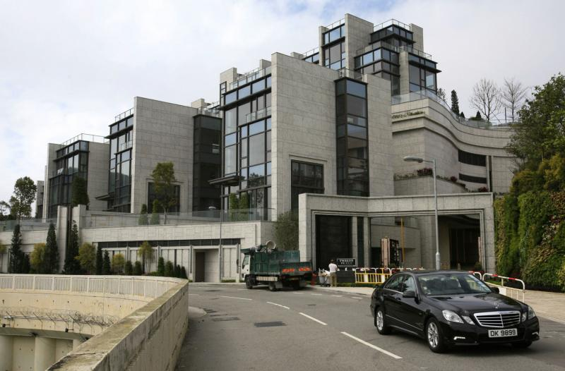 World's Most Expensive Home (By Sq Ft) Goes On Sale in Hong Kong
