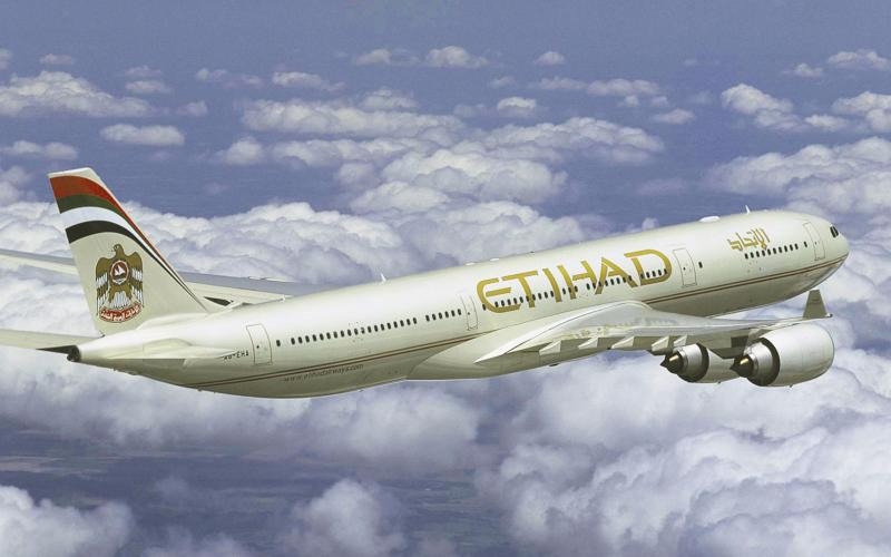 Etihad Airways Ups The Ante With Luxury Arrivals Lounge