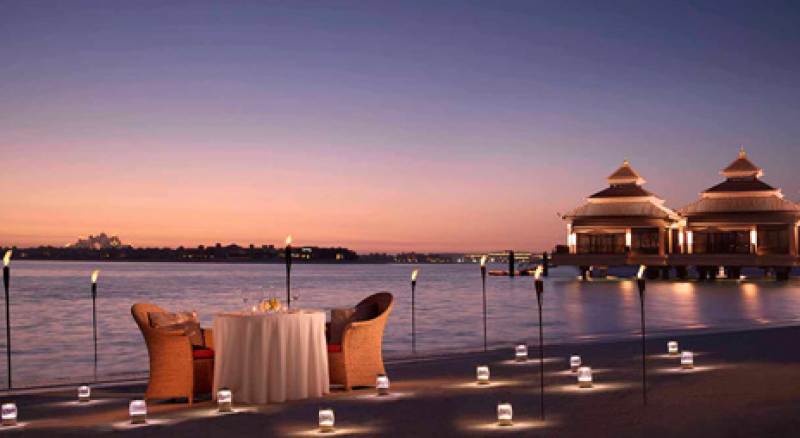 Dubai's Best Romantic Restaurants