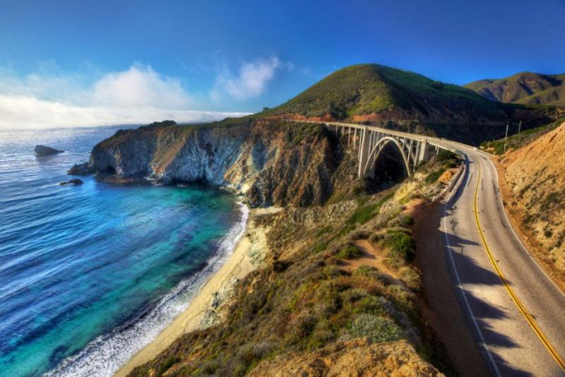 Explore Wineries, Craft Breweries, and Abundant Culinary Delights Along CA's Highway 1 Discovery Route