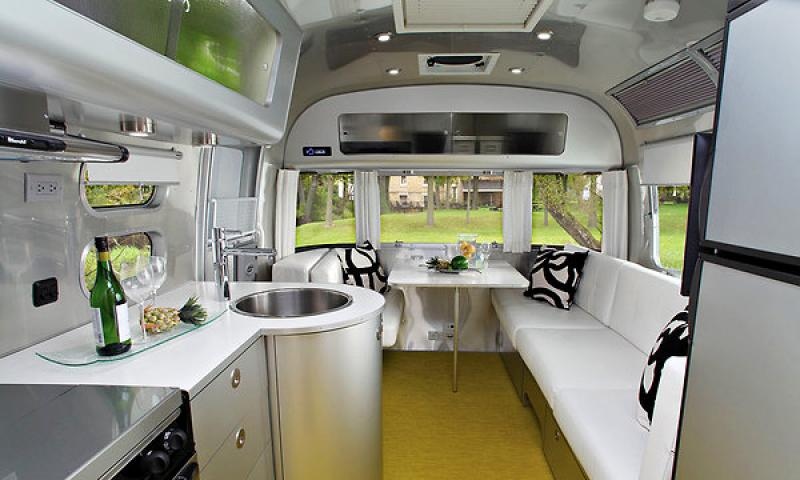 Exclusive Resorts adds luxury club twist: Adventures in an Airstream