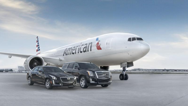 Cadillac, American Airlines Form Tag Team to Redefine Luxury Travel