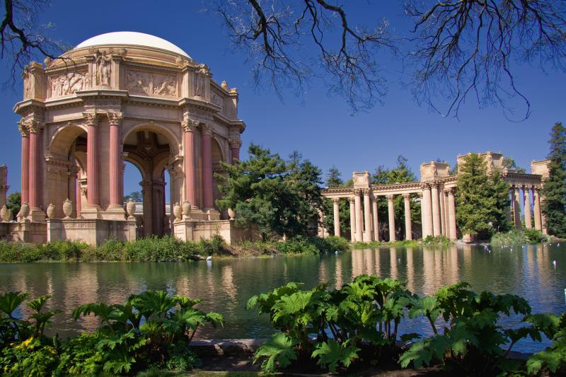 San Francisco Proudly Re-Opens Doors to the Palace Of Fine Arts