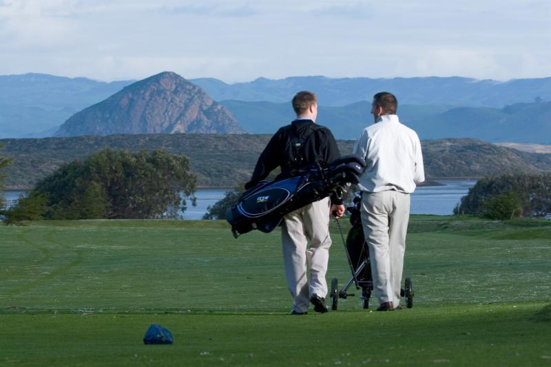 Amazing Golf Courses and Relaxing Spas Beckon Visitors Year Round Along the CA Highway 1 Discovery Route
