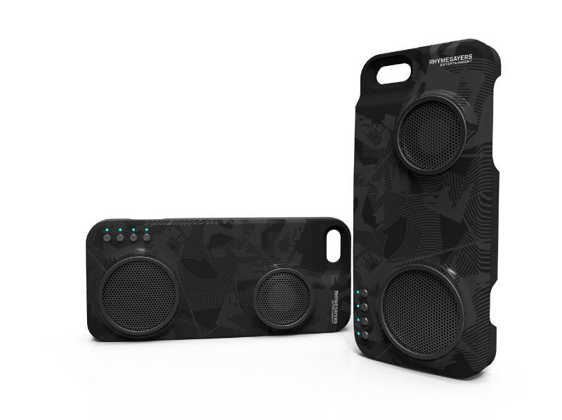 PERI, Inc. Partners with Rhymesayers Entertainment Launching the Duo: iPhone Case + Battery Charger + Hi-Def Speaker All-In-One