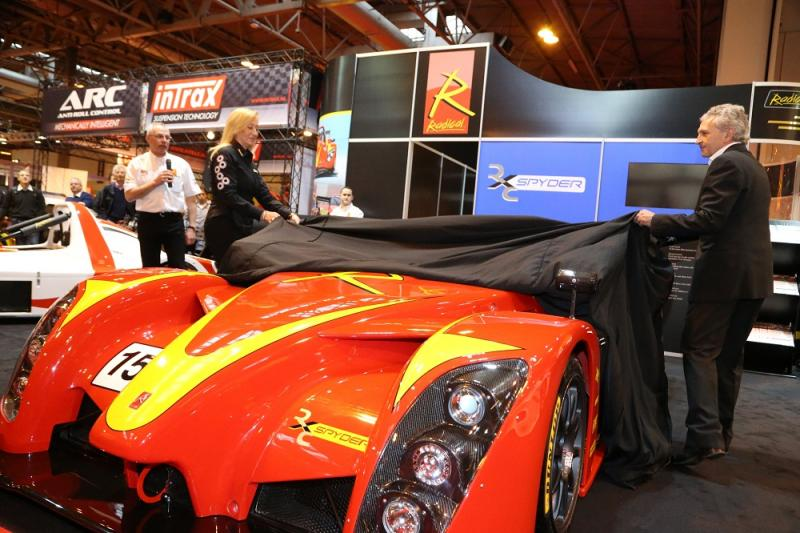 Autosport International 25th Anniversary Celebrated With Launches