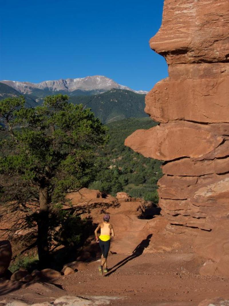 Discover Colorado Springs' Top 25 Trails
