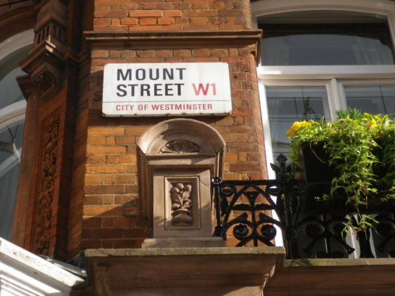 How Mount Street In Mayfair Became The Place For Luxurious Brands