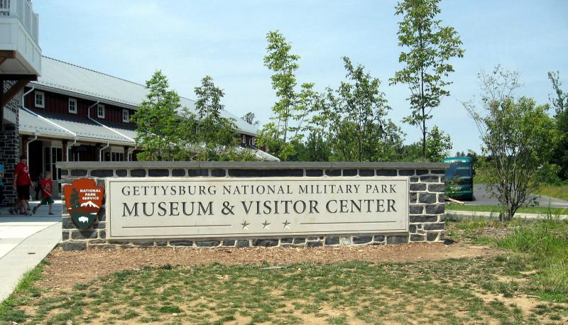 Gettysburg National Park Gets Residencies For Artists