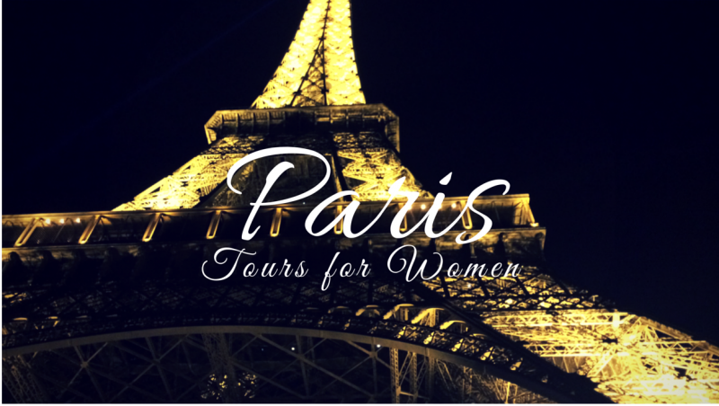 Je Suis. PARIS Launches New Guided Vacation: Summer in Paris
