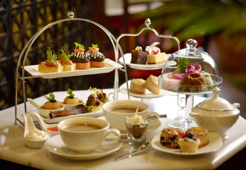 The Tradition of High Tea