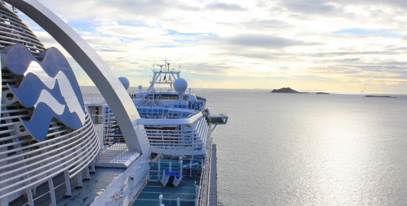 Princess Cruises Announces Multi-Million Dollar Caribbean Princess Renovation