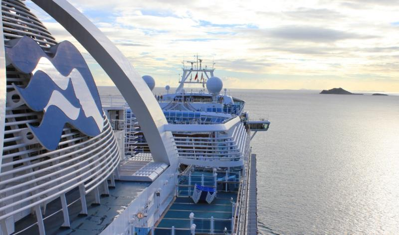 Princess Cruises Reveals 2020 World Cruise Onboard Pacific Princess