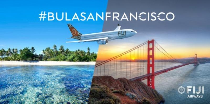Fiji Airways Extends SFO Seasonal Flights to Year-Round