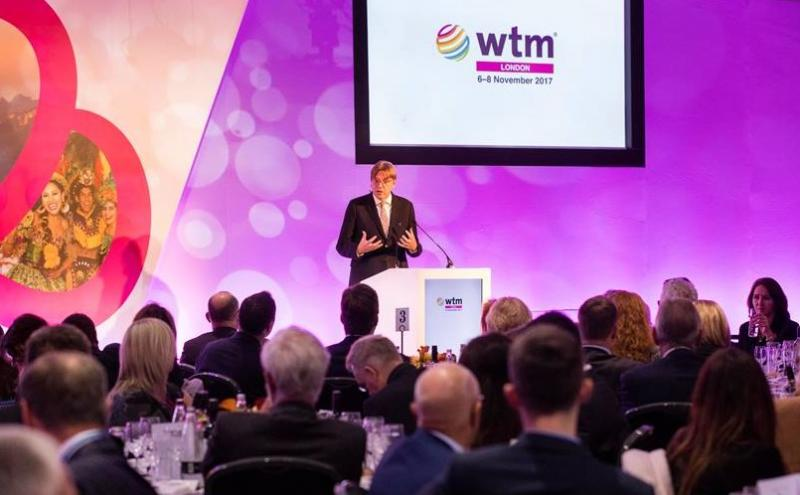 Ideas Arrive Here as travel leaders look ahead to 2019 at WTM London