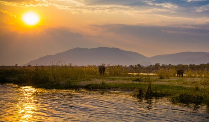 Zambia Achieves World's First Carbon Neutral National Park